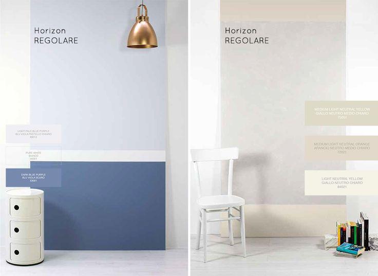 Oltre 25 fantastiche idee su pareti a righe su pinterest - Pittura su muro interno ...