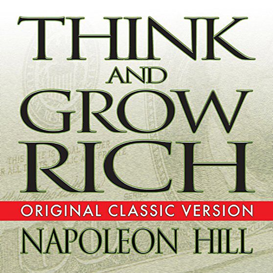 I'm listening to Think and Grow Rich by Napoleon Hill, narrated by Erik Synnestvedt on my Audible app. Try Audible and get it here: https://www.audible.com/pd?asin=B002V5D950&source_code=ASSORAP0511160006