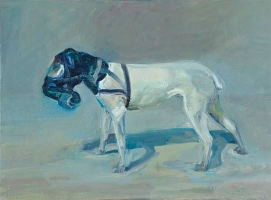 Peter Wegner, 'Dog of War'