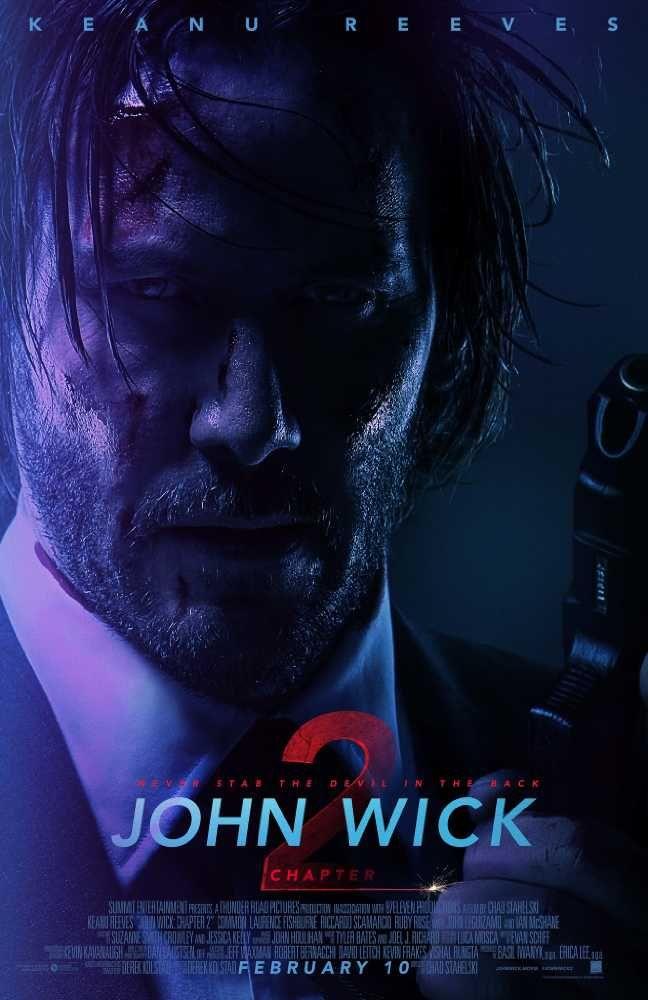 Watch John Wick 2 Online