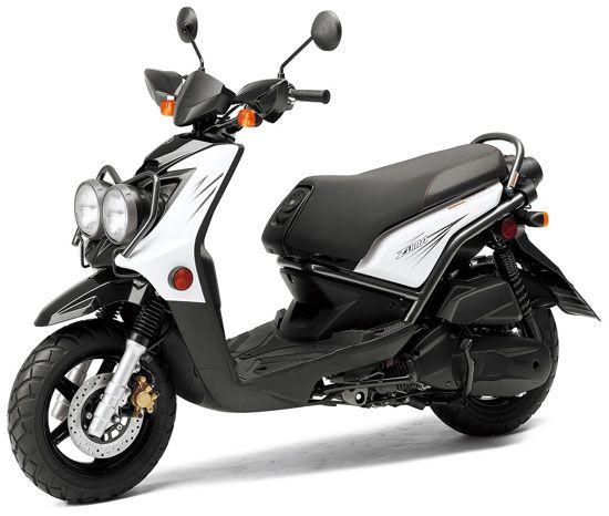 2010 Yamaha BWs Naked - Moto.ZombDrive.COM