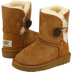 UGG Kids Bailey Button (Toddler/Little Kid) | See more about Uggs, Ugg Boots and Toddlers.