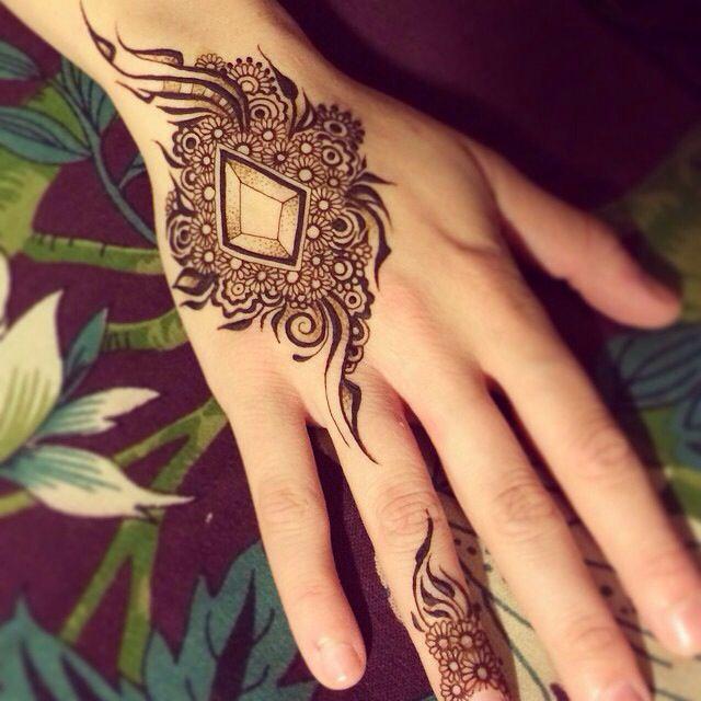 Mehndi Hands Profile Pics : Henna by malenaspyssel mehndi tattoos pinterest