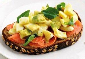 Resep Sarapan Roti Salad Telur