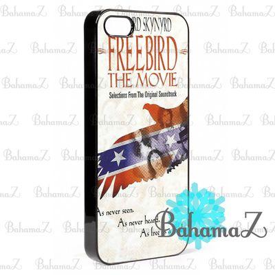 New Rare Lynyrd Skynyrd Free Bird iPhone 5 5S Case | Bahamaz - Accessories on ArtFire
