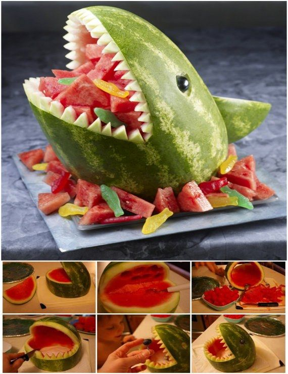 fruit carving is frozen fruit healthy