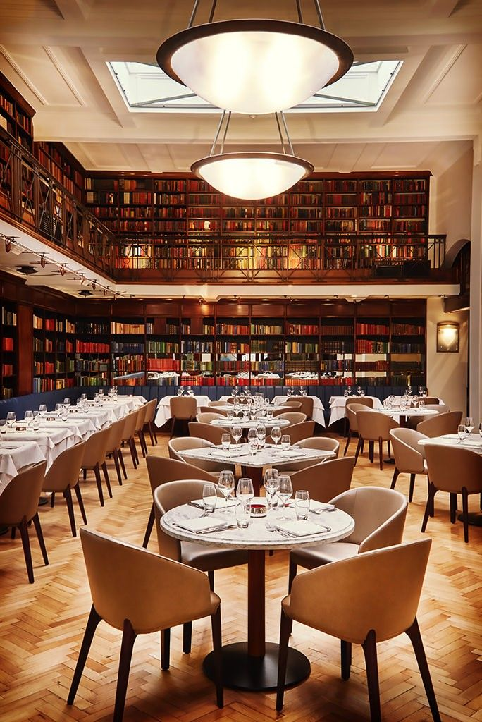 The Cinnamon Club The Old Westminster Library 30-32 Great Smith Street London SW1P 3BU
