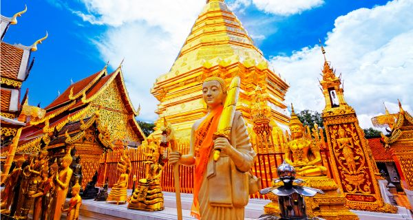 Vacation Packages from Bangkok