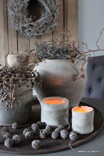 Foto: mooi stilleven voor op tafel