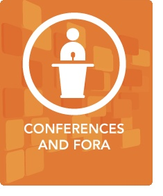 Methods - Conferences and Fora