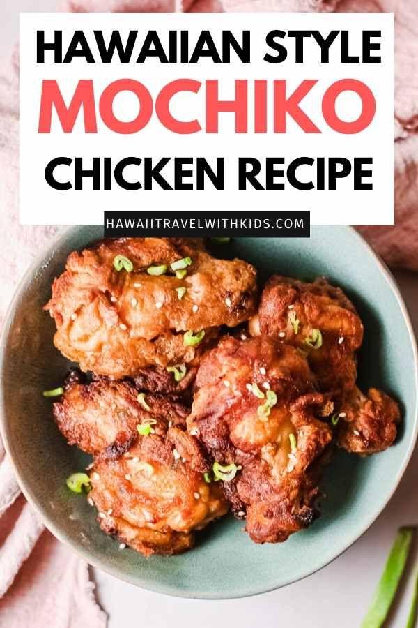 Sweet And Salty Hawaiian Mochiko Chicken Recipe Hawaii Travel With Kids Recipe Hawaiian Chicken Recipes Recipes Mochiko Chicken