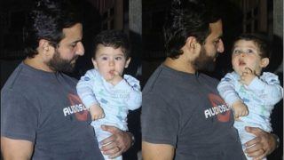 Taimur Ali Khan Gets A Gift Worth Rs 1.30 Crore On Children's Day From Daddy Saif Ali Khan