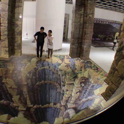 Menikmati Serunya Karya Seni 3D di Artphoria 2013 | MEN'S JOURNEY