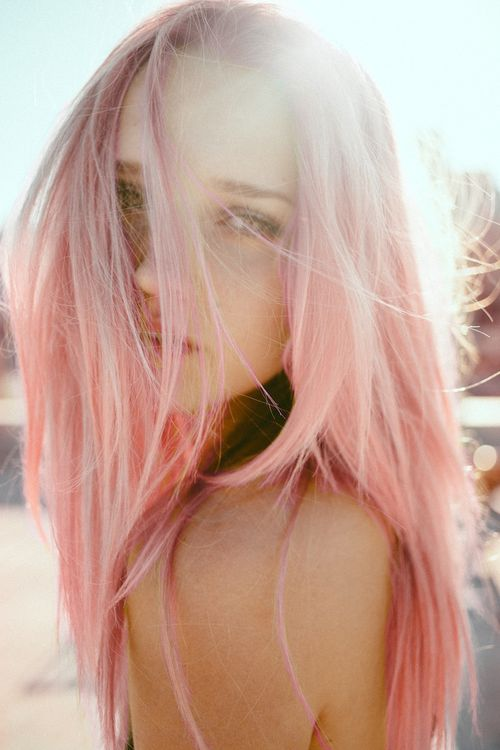 #pink hair