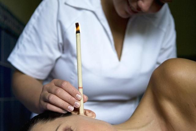 Ear candling is an alternative practice thought to remove ear wax. What's involved in ear candling? Does it work?