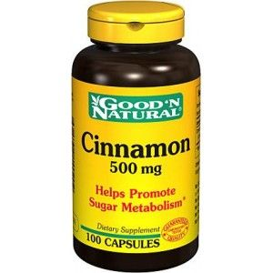 Ladies, you're gonna think I'm crazy, but I used to be a HUGE sugar addict. Then, I started taking two cinnamon pills a day. Now, I don't crave sugar at all. Seriously. If you're struggling with this issue, try cinnamon...and not just extra cinnamon on your Cinnamon Dulce Latte.