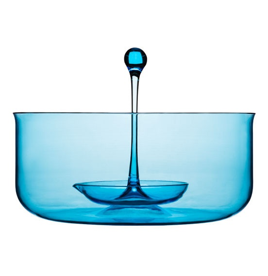 Happy Days Punch BowlKitchens, Punch Bowls, Water Drops, Blue, Happy Day, Colors, Credit Cards, House, Design