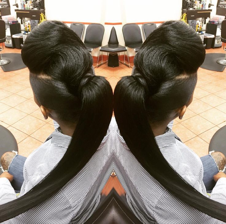 25 Best Ideas About Big Hair On Pinterest: 25+ Best Ideas About Black Ponytail Hairstyles On