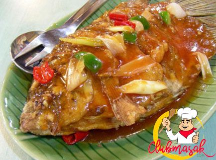 Resep Hidangan Lauk Ikan Asam Manis, Makanan Sehat Untuk Diet, Club Masak