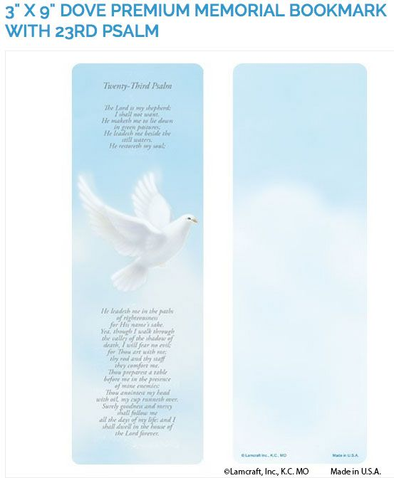 Laminate a newspaper obituary to create a lasting memorial for Memorial bookmarks template free