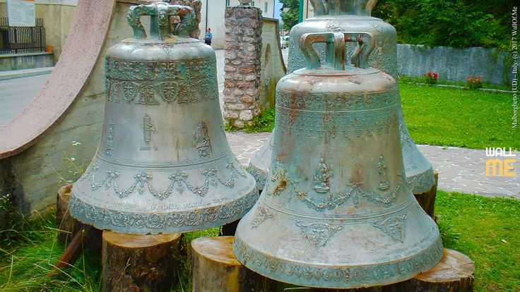 2017, week 24. Bells in Malborghetto (UD)  -Italy.  Picture taken: 2004, 08