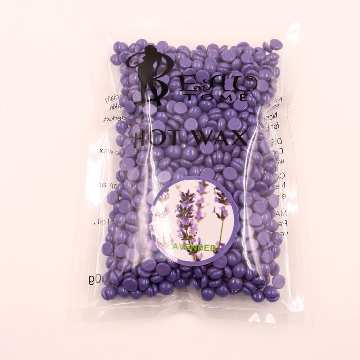 1 Stücke Lavendel Aroma Enthaarungswachs Epilierer Creme Gesichts Körper Haarentfernung Wachsstreifen Glatte Beine Bienenwachs Enthaarung