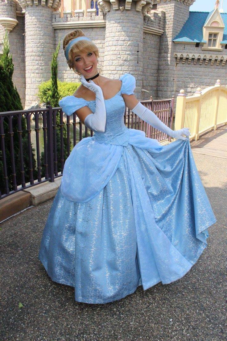 Dress up of cinderella - Charming Cinderella