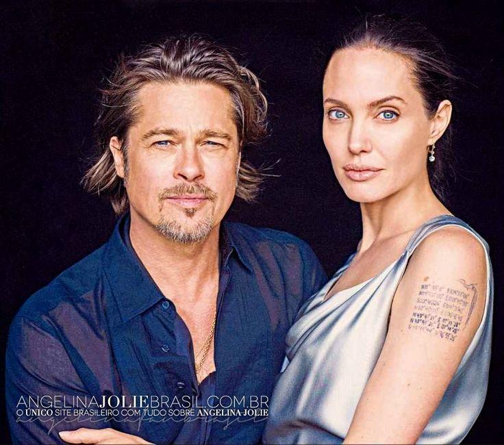 Peter Lindbergh #5 - Photoshoots-2015-PeterLindbergh-5-002 - Angelina Jolie Brasil // Gallery