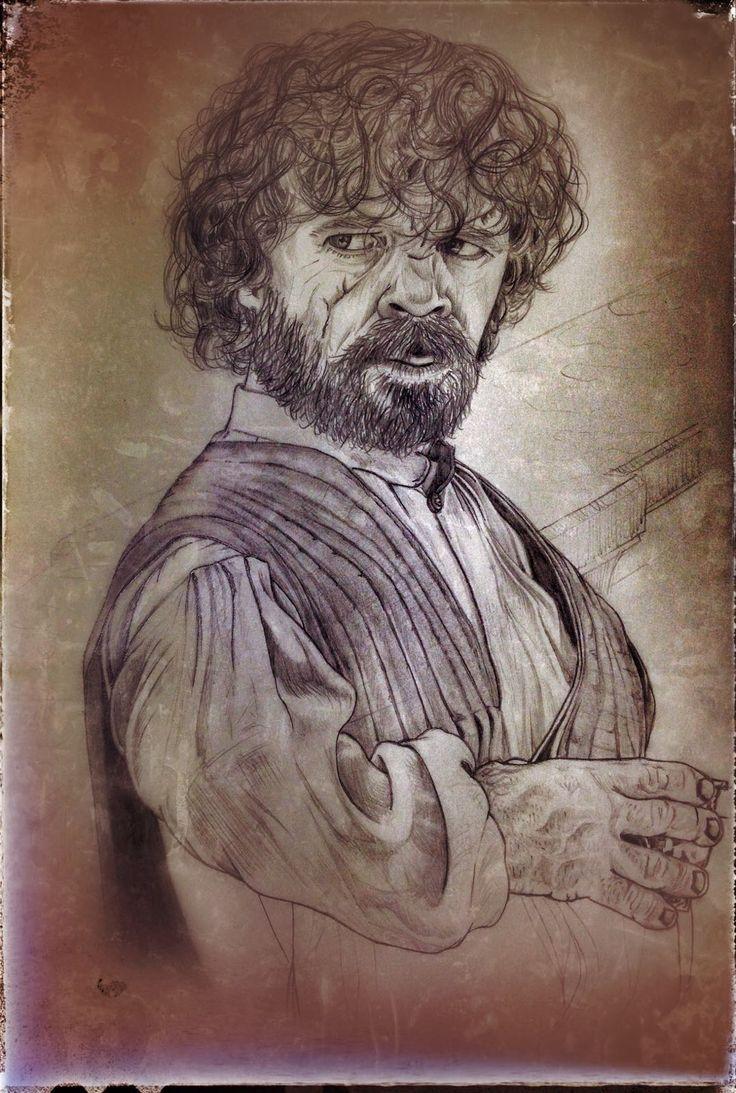 Tyrion Lannister, ✏️