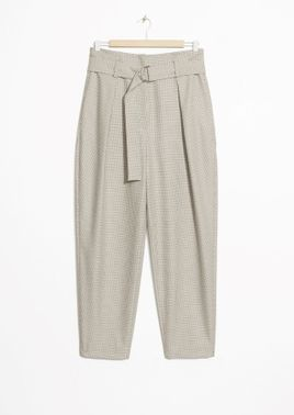 &Other Stories High Waist Trousers http://rstyle.me/n/cusexvv7iw