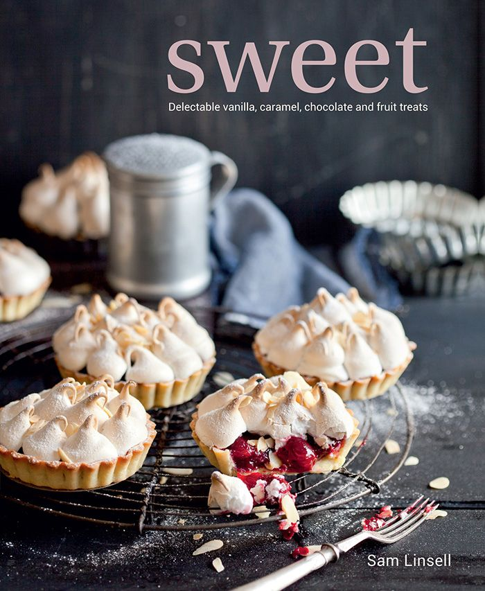 'Sweet', Delectable vanilla, caramel, chocolate and fruit treats | Samantha Linsell (Drizzle & Dip)