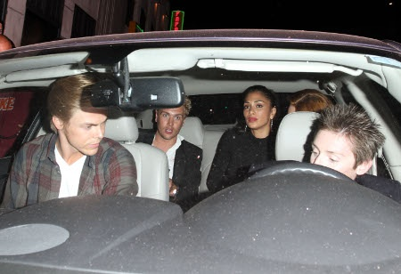 New Couple Alert: Derek Hough and Nicole Scherzinger Dating (Photos). http://www.celebdirtylaundry.com/?p=55512