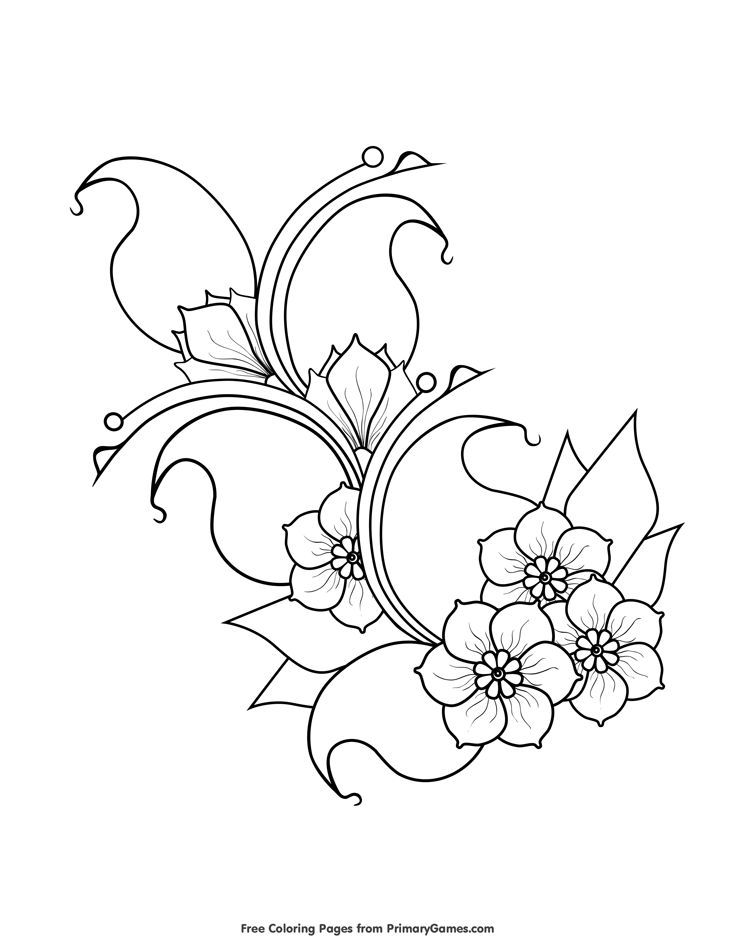 176 best coloring pages images on pinterest fall