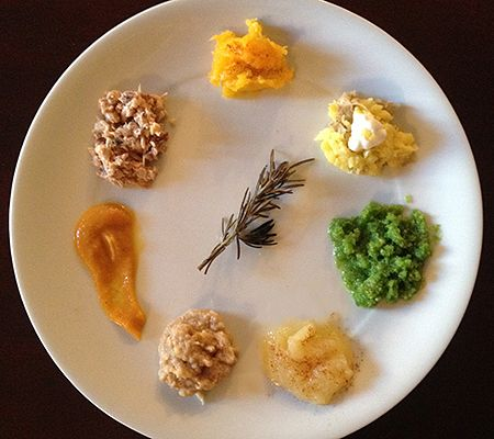 7 Yummy Baby Food Recipes for Baby's First Thanksgiving Feast | Disney Baby