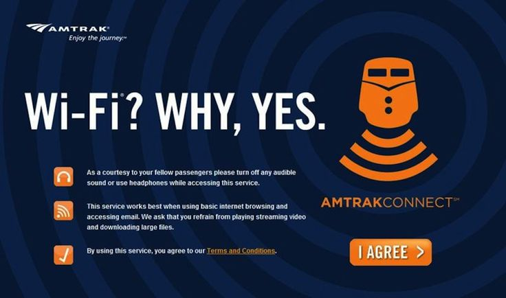 A Look At Amtrak's Poor WiFi Service: From atrocious to very bad - http://theforwardcabin.com/2014/12/13/look-amtraks-poor-wifi-service-atrocious-bad/