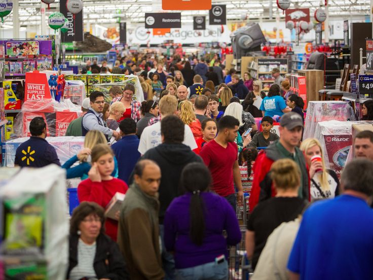 Black Friday at Walmart kicks off on Thanksgiving Day (WMT)
