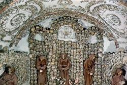 Cripta dei teschi dei Cappuccini