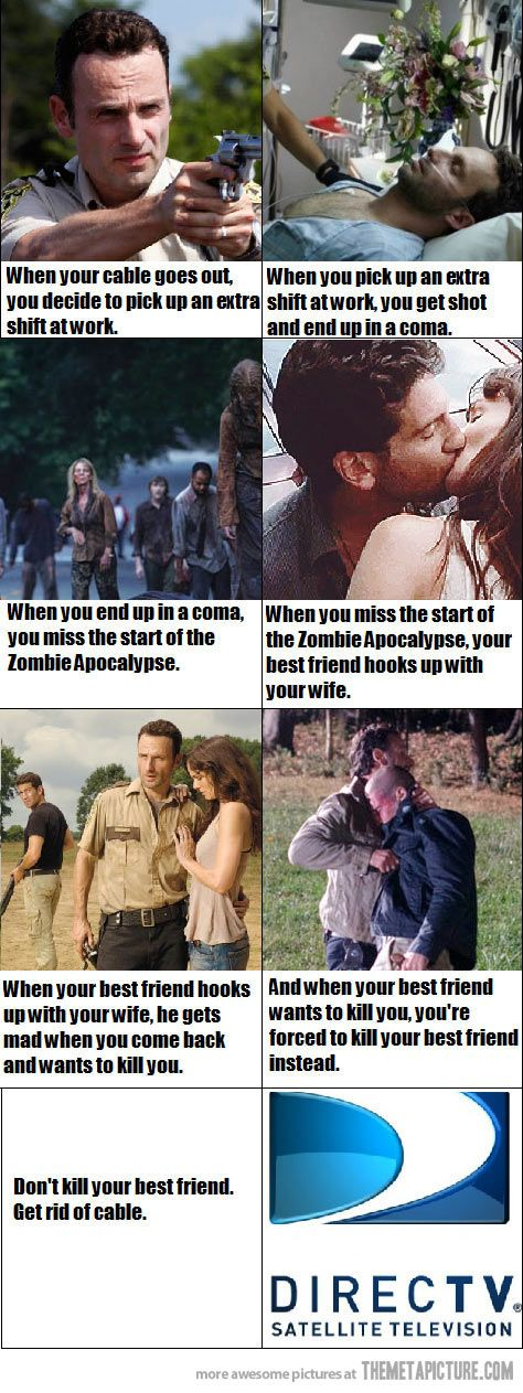 This is great!!! I love the walking dead!!!