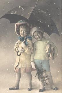 vintage børn