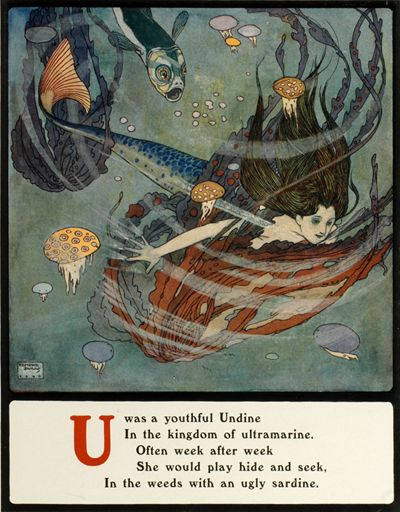 The ABC Book of Edmund Dulac