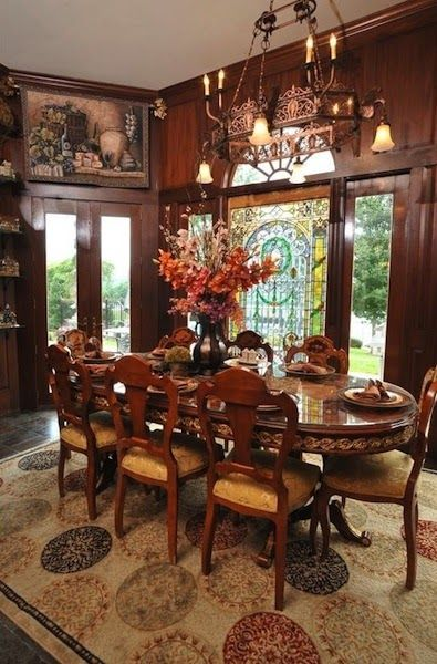 Nice Home Dining Rooms best 25+ victorian dining rooms ideas on pinterest | victorian