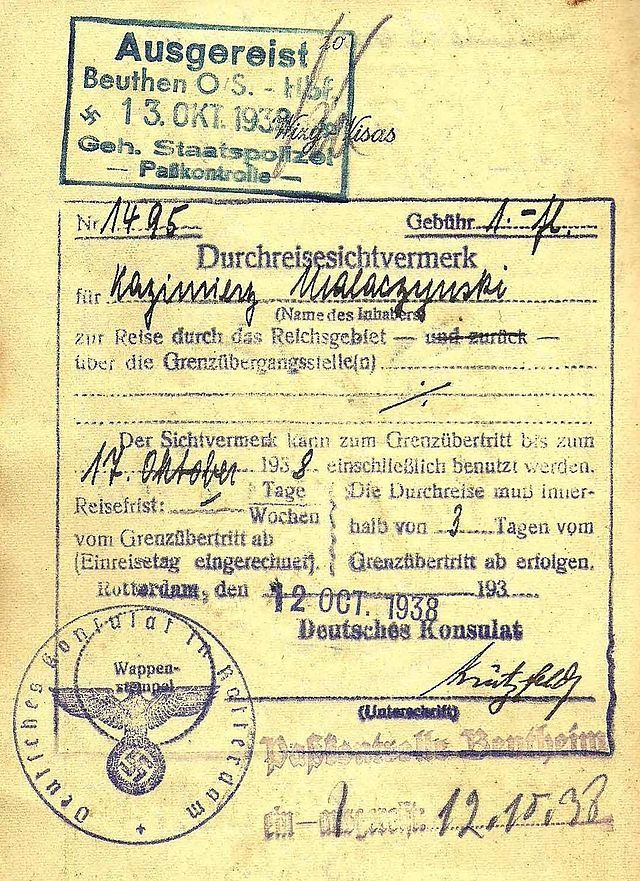 """1938 in nazi germany essay On this day, adolf hitler announces an """"anschluss"""" (union) between germany and austria on march 12, 1938, german troops marched into austria."""