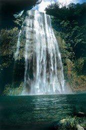 Parque nacional natural de Los Katíos, Colombia: El Parque Nacional Los Katíos fue añadido a la Lista de Patrimonio Mundial en 1994, debido a su biodiversidad de flora y fauna excepcional, que incluye colinas bajas, bosques tropicales y humedales.
