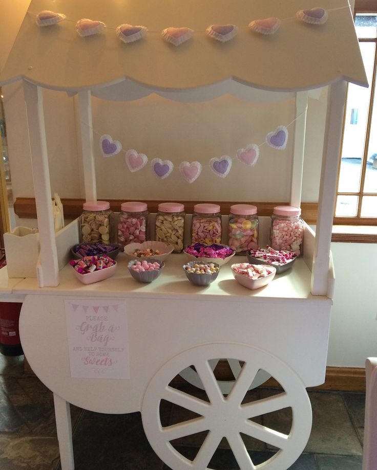 1000+ Ideas About Candy Cart On Pinterest