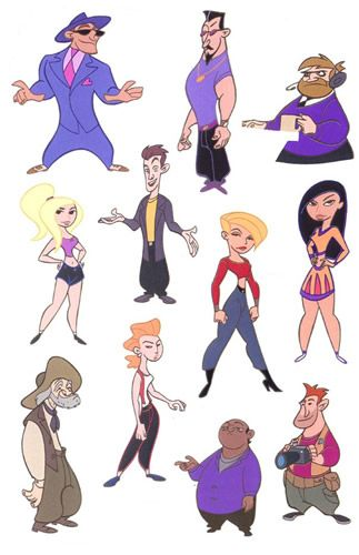 Character Design With Stephen Silver : Images about an experiment in cartoony on pinterest