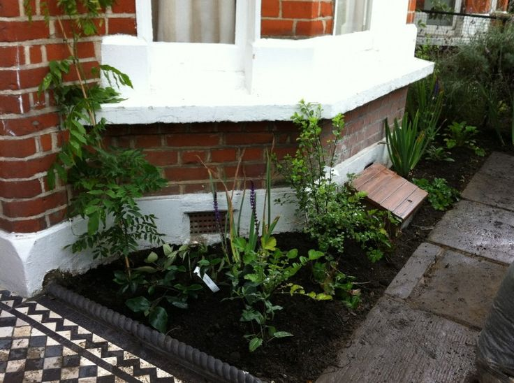 front garden ideas victorian home. front garden planting and black \u0026 white checkered path ideas victorian home e