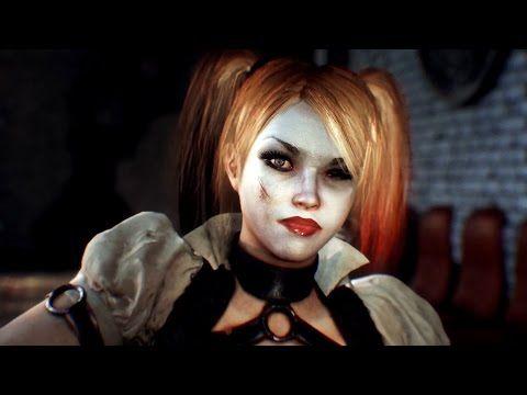 Batman: Arkham Knight - Harley Quinn Trailer - YouTube