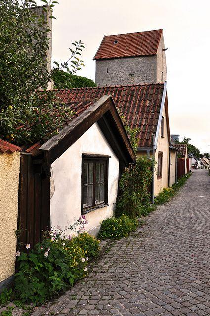 Norra Murgatan 38, Visby, Gotland   Flickr - Photo Sharing!