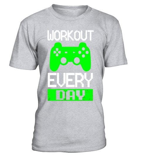 """# Workout Every Day Funny Gamer Gaming T-Shirt .  Special Offer, not available in shops      Comes in a variety of styles and colours      Buy yours now before it is too late!      Secured payment via Visa / Mastercard / Amex / PayPal      How to place an order            Choose the model from the drop-down menu      Click on """"Buy it now""""      Choose the size and the quantity      Add your delivery address and bank details      And that's it!      Tags: Best Gift for boys, girls, him or her…"""