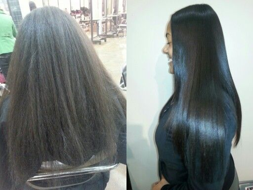 17 Best Images About Natural Hair Silk Press On